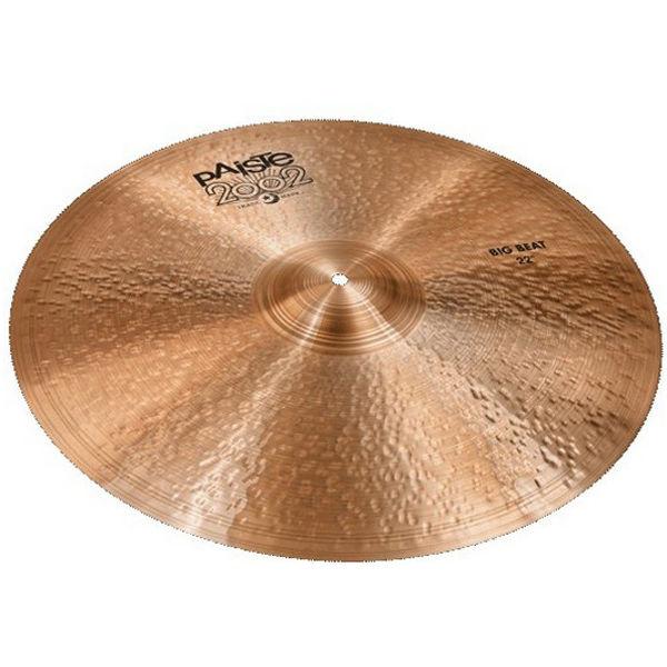 Cymbal Paiste 2002 Big Beat Crash/Ride, 24
