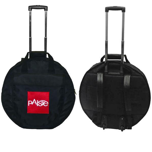 Cymbalbag Paiste Professional  AC18622, 22, Black Trolley Bag