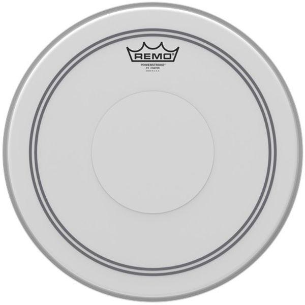 Trommeskinn Remo Powerstroke 3 P3-0114-C2, Coated Top Dot 14