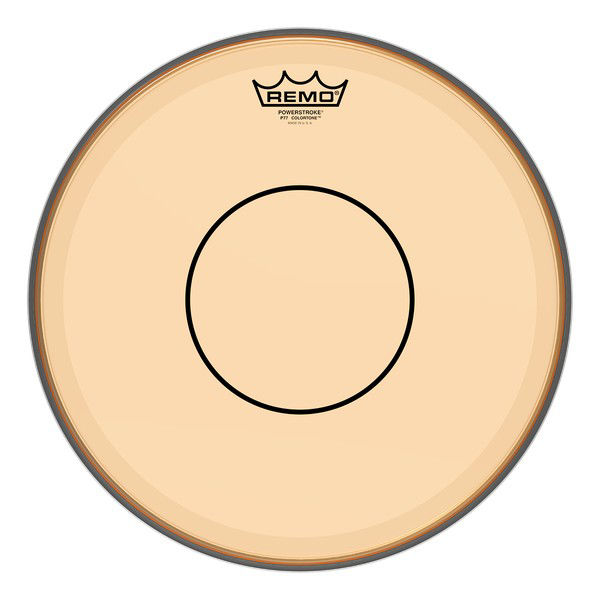 Trommeskinn Remo Powerstroke 77 Colortone P7-0313-CT-OG, Orange 13