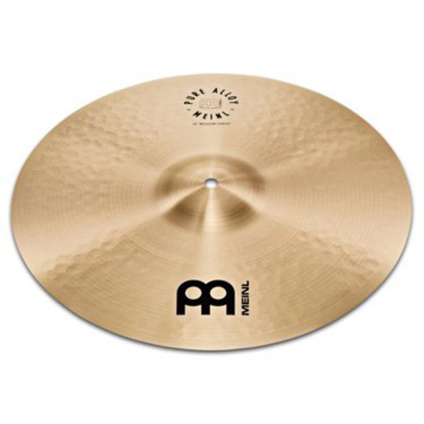 Cymbal Meinl Pure Alloy Traditional Crash, Medium 18
