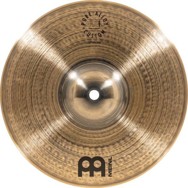 Cymbal Meinl Pure Alloy Custom, 10