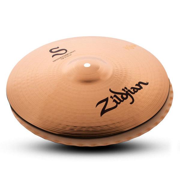 Hi-Hat Zildjian S Series, Mastersound 13, Pair