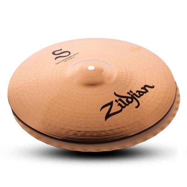 Hi-Hat Zildjian S Series, Mastersound 14, Pair