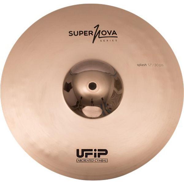 Cymbal Ufip Supernova Series Splash, 12