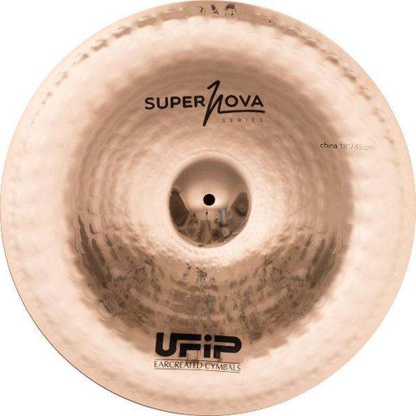 Cymbal Ufip Supernova Series China, 18