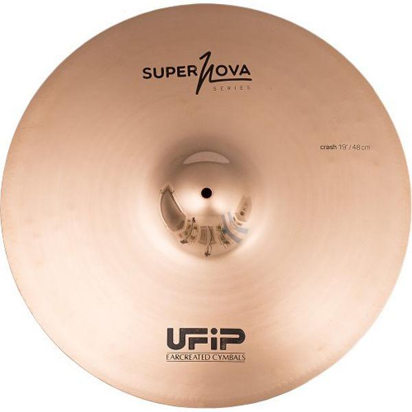 Cymbal Ufip Supernova Series Crash, 19