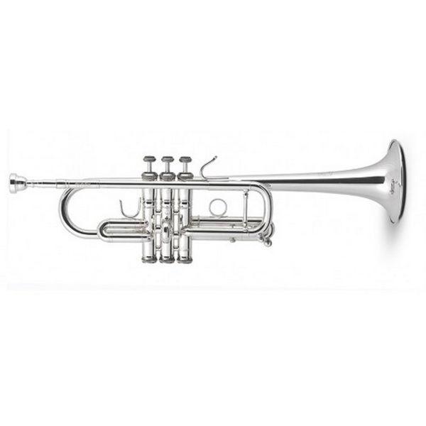 Trompet C StomviTitan Bell Silverplated
