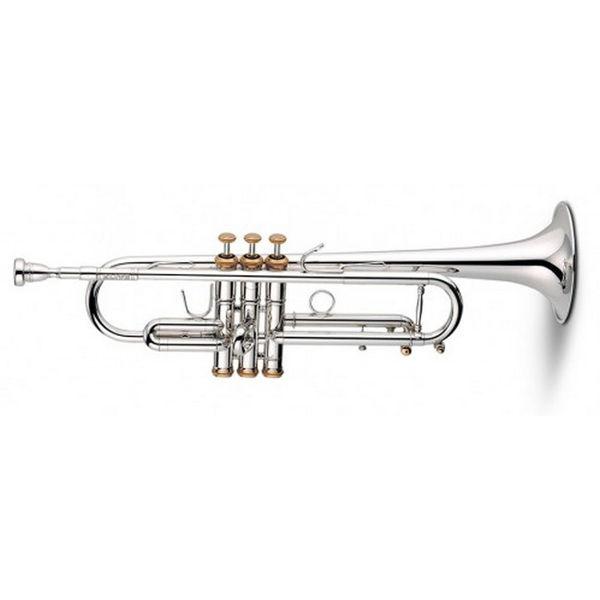 Trompet Bb StomviElite 350 ML Silverplated