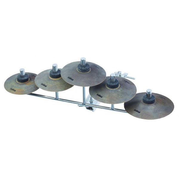 Cymbal Sabian TSP5H, Tollspire Chimes , Set of 5 w/Stand