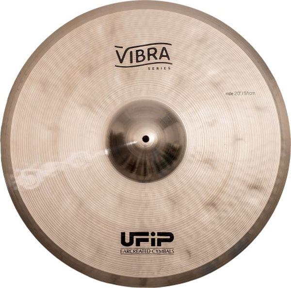 Cymbal Ufip Vibra Series Ride, 22