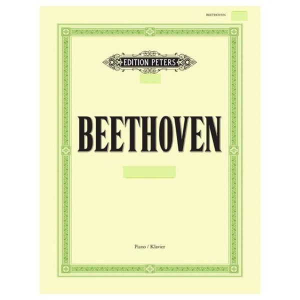 10 Easier Favorites, Ludwig van Beethoven - Piano Solo
