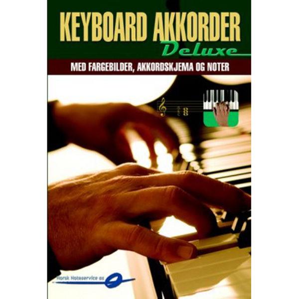Keyboardakkorder De Luxe