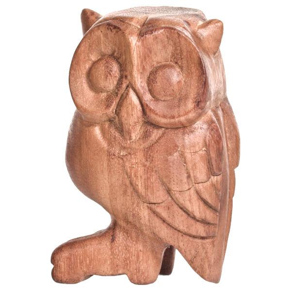 Uglefløyte Afroton AEF-309, Owl, 12cm