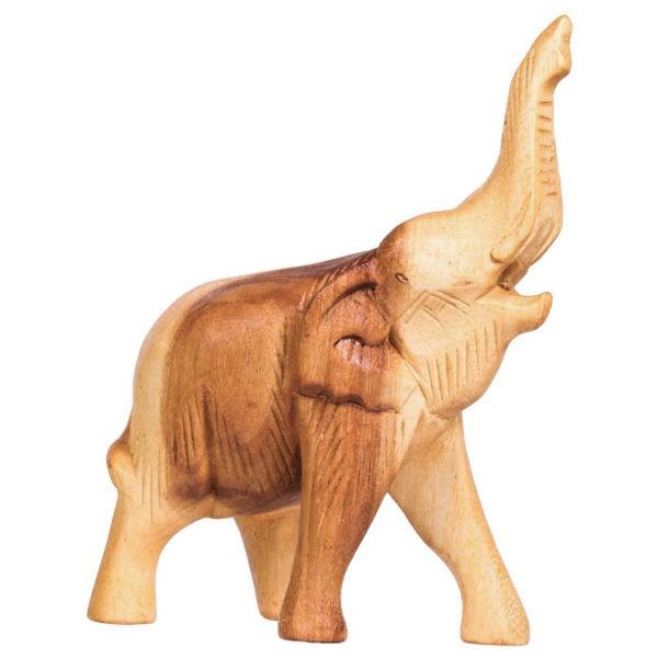 Elefantfløyte Afroton AEL-001, Elephant, 7,5cm