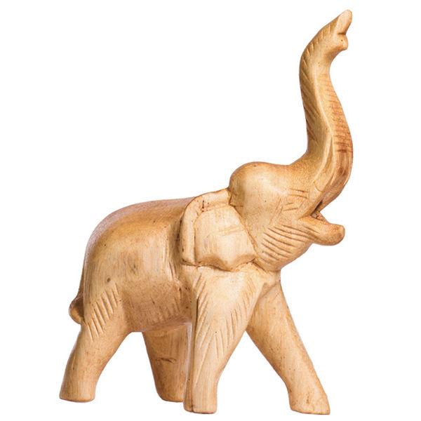 Elefantfløyte Afroton AEL-002, Elephant, 10cm