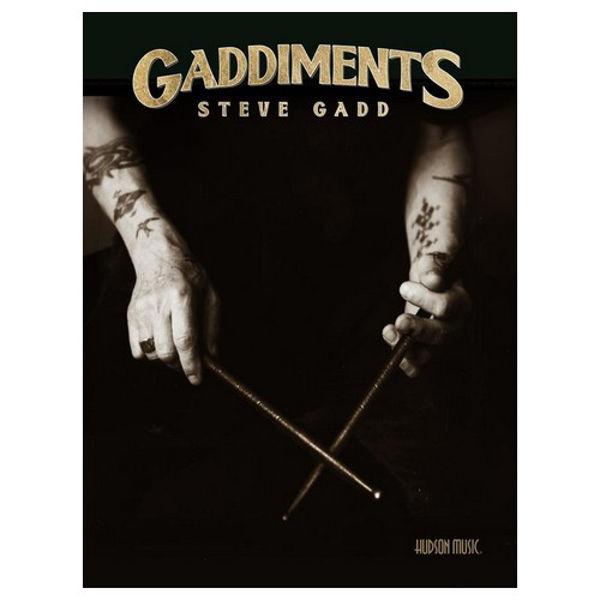 Gaddiments, Steve Gadd. Book and DVD