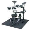 Trommeteppe Roland TDM-10, V-Drums matte, 1,2m x 1,3m