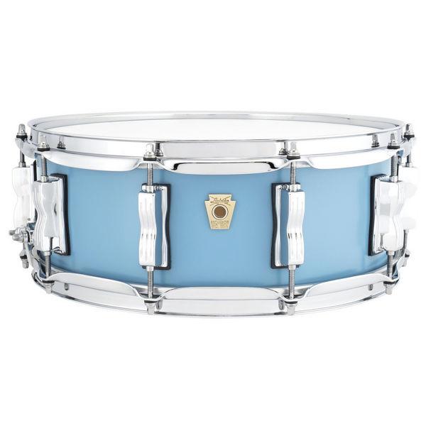 Skarptromme Ludwig Classic Maple LS401XX87, 14x5, 10 Lug, Heritage Blue