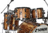 Slagverk Sonor SQ2, Beech, African Marble Finish, 4 Pc, 20