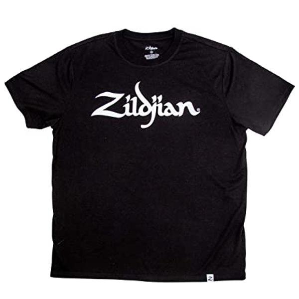 T-Shirt Zildjian T3012, Classic Logo, Large, Black