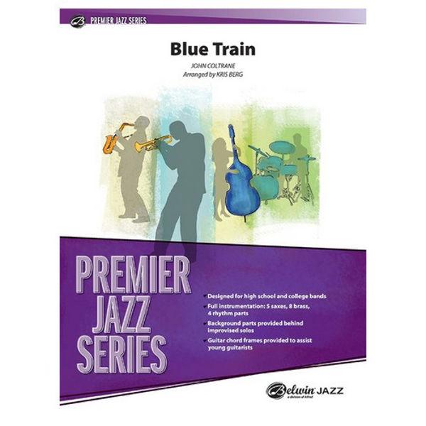 Blue Train, John Coltrane arr Kris Berg. Jazz Ensemble