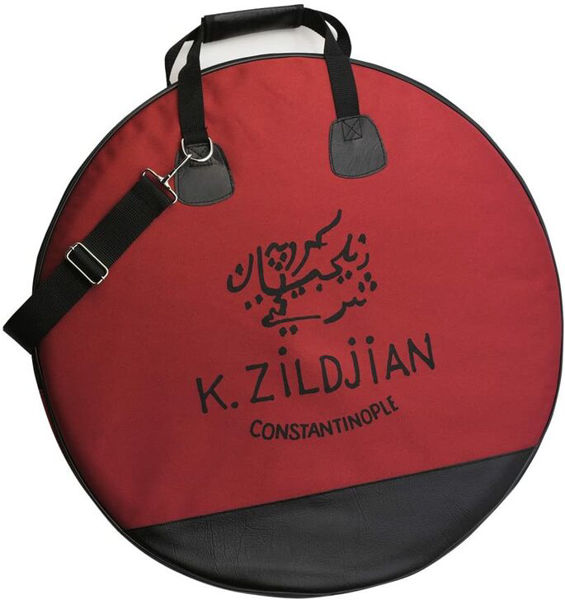 Cymbalbag Zildjian P0726, Constantinople, Syntetic, Red, 20