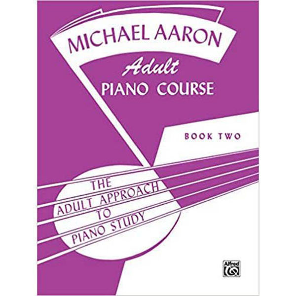 Aaron Adult Piano course Book Two