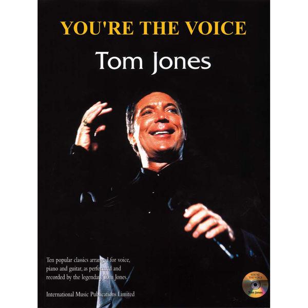 You're The Voice - Tom Jones (piano/vokal/gitar)