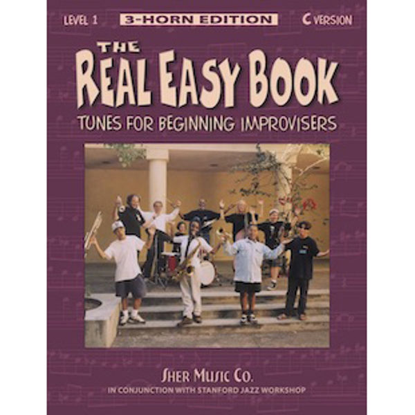 The Real Easy Book Vol.1 (C Version) (Jazz Ensemble)