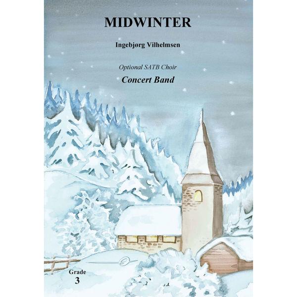 Midwinter CB3 Optional SATB Choir - Ingebjørg Vilhelmsen