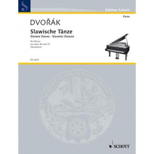 Slavonic Dance Op. 46 og 72 Dvorák
