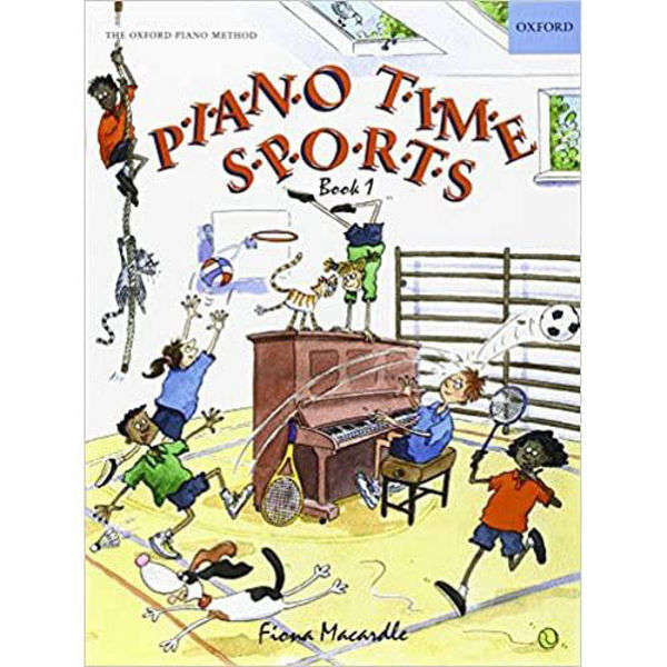Piano Time Sports (Method) 1