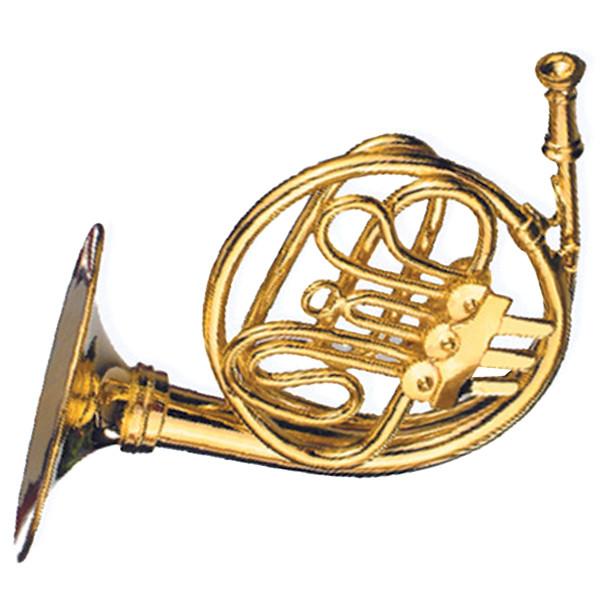 Pin Horn, Miniatyr