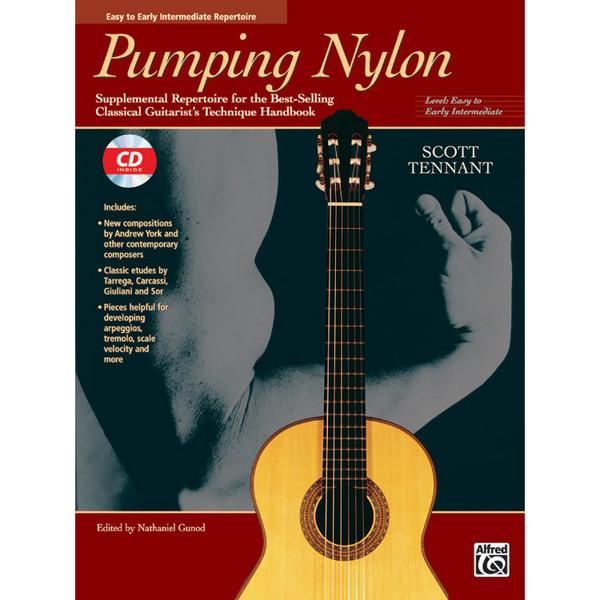 Pumping nylon: Easy to Early Intermediate Repertoire m/cd