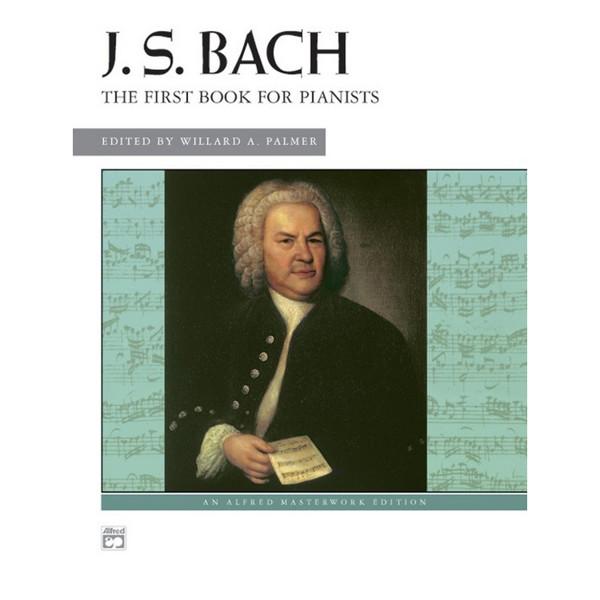 The first book for pianists, Johann Sebastian Bach
