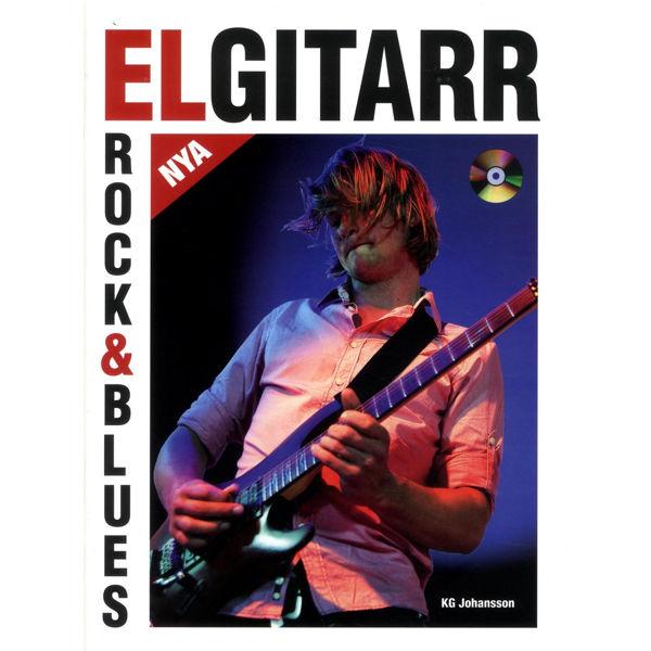 Elgitarr Rock & Blues 1, KG Johansson m/cd
