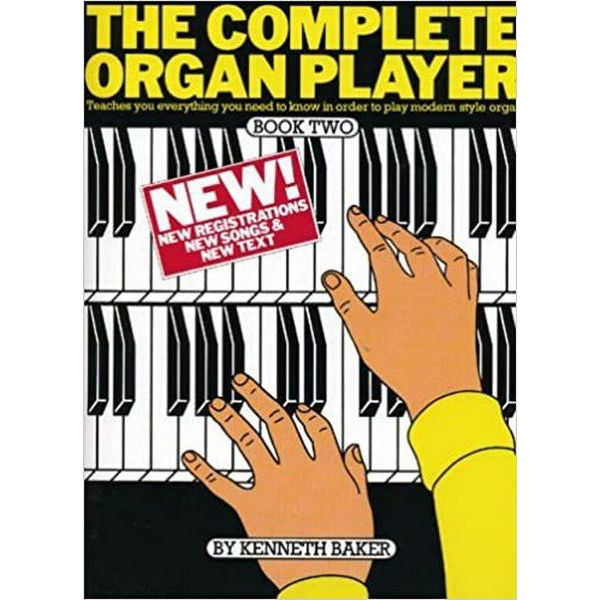 Complete Organ Player 2 Baker