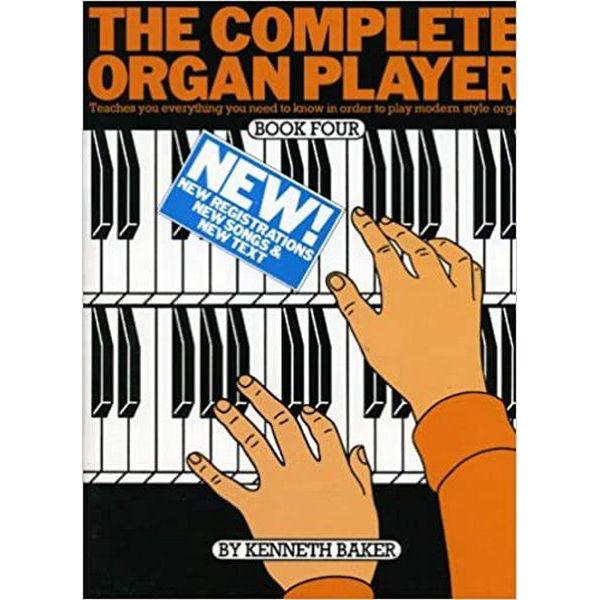 Complete Organ Player 4 Baker
