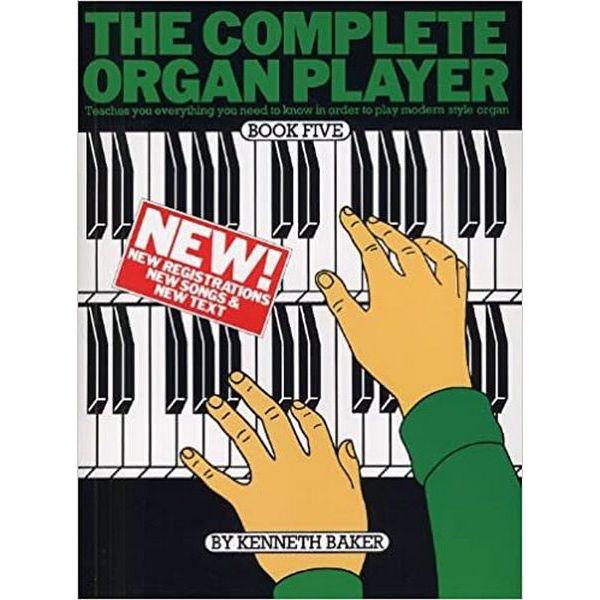 Complete Organ Player 5 Baker
