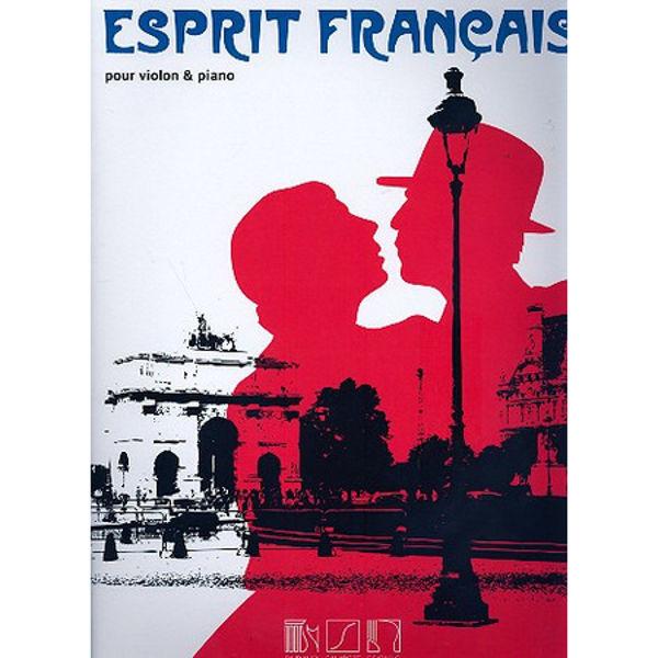 Esprit Francais for Violin and Piano