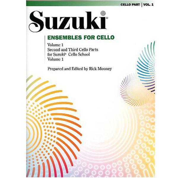 Suzuki Ensembles Cello vol 1