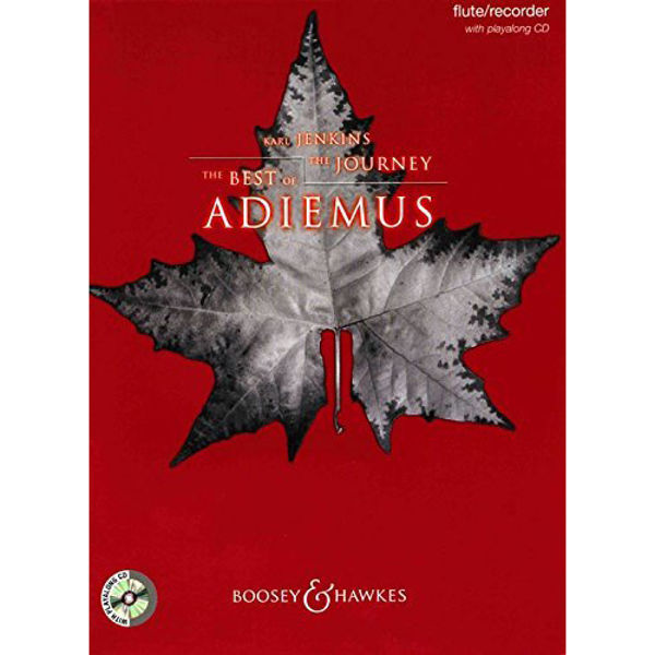 The Best of Adiemus, Flute and CD. Karl Jenkins