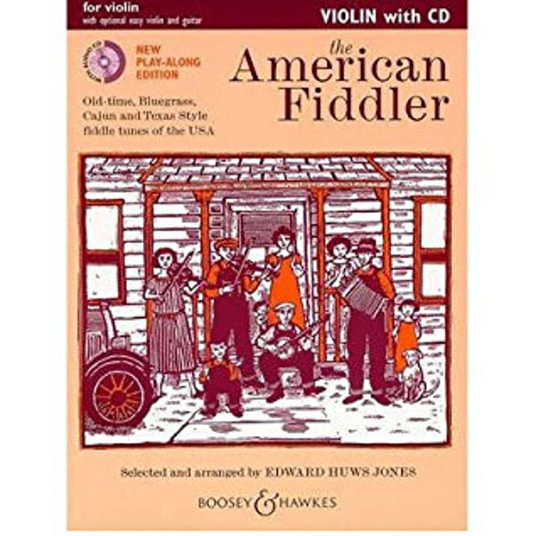 The American Fiddler - Edward Huws Jones