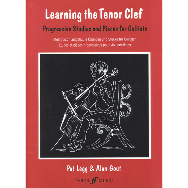 Learning the Tenor Clef - Cello