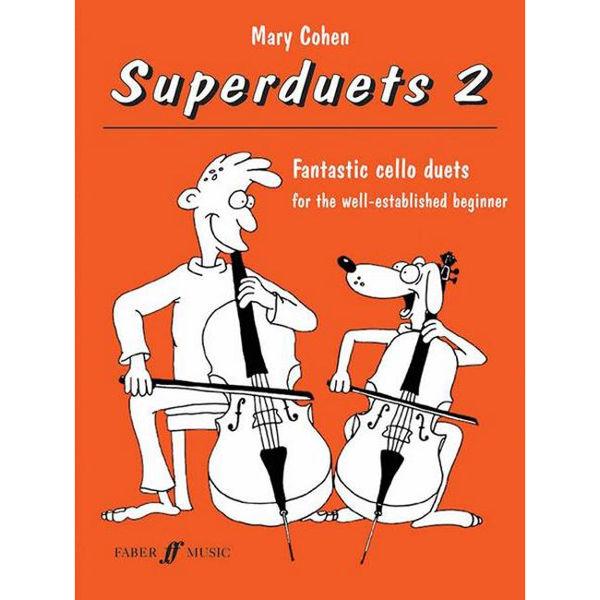 Superduets cello book 2 - Mary Cohen
