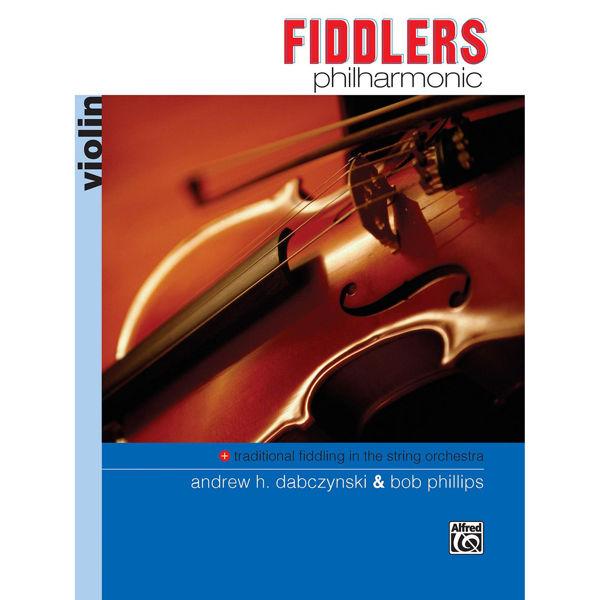 Fiddlers Philharmonics - cd