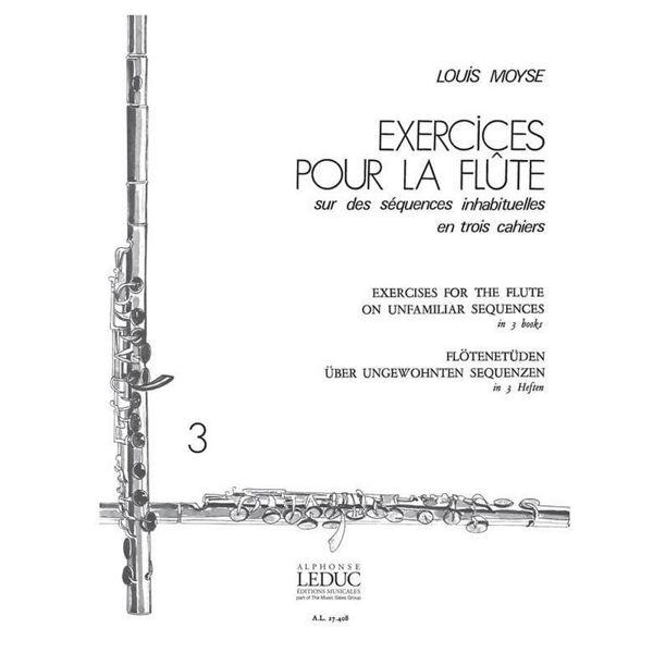 Exercices pour la flute 3