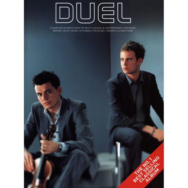 Duel, Eleven Violin Duets from the Best Classical & Comteporary Composers