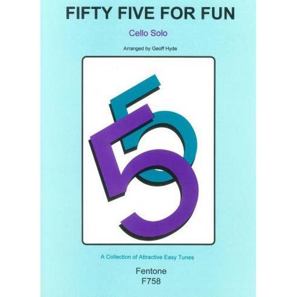 Fifty Five For Fun, Geoff Hyde - Cello Solo